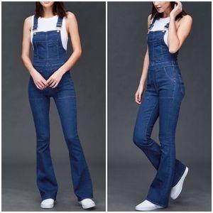 Gap overalls size medium